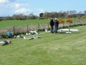 Open Electric Soaring @ City of Belfast Playing Fields